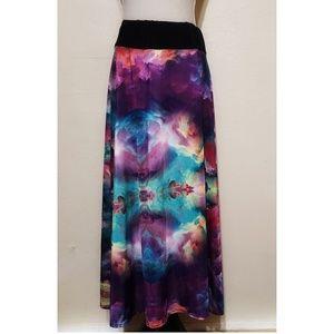 Shoreline Maxi Skirt size 2Xl
